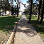Parc Boissier à Pierrelatte (26)